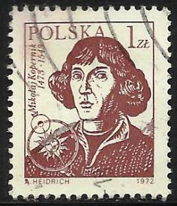 Poland 1972 Scott# 1944 Used