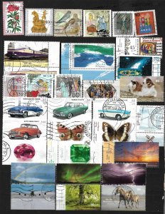 COLLECTION LOT OF #529 GERMANY 31 SEMI POSTAL STAMPS 1971+ CV + $69