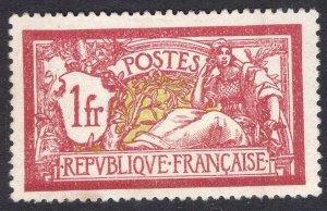 FRANCE SCOTT 125