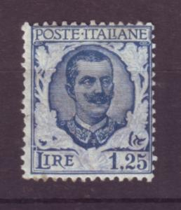 J21558 Jlstamps 1901-26 italy mh #88 king