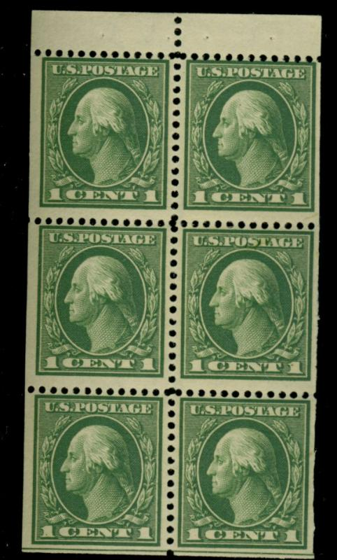 405B MINT F-VF OG LH A lot of gum dist Cat$65
