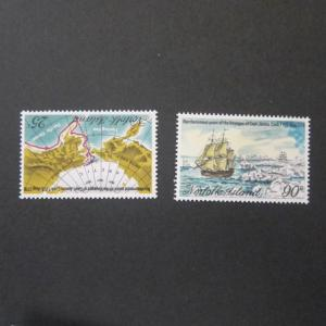 Norfolk Island 1978 Sc 235-36 set MNH