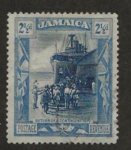 JAMAICA SC# 79a  FVF/U