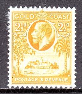 Gold Coast - Scott #102 - MH - SCV $3.25