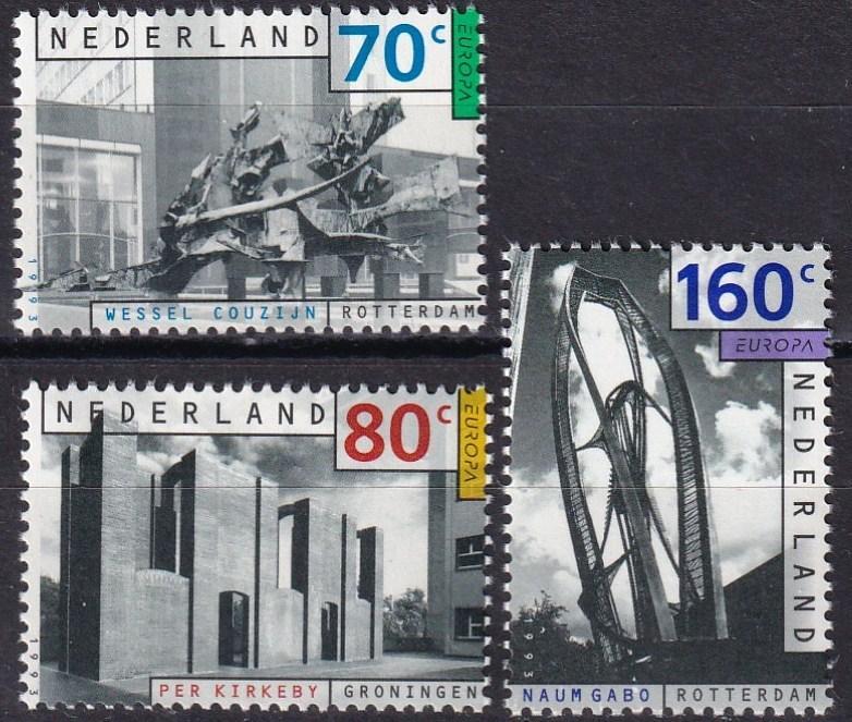 Netherlands #838-40 MNH  CV $3.65 (A19633)