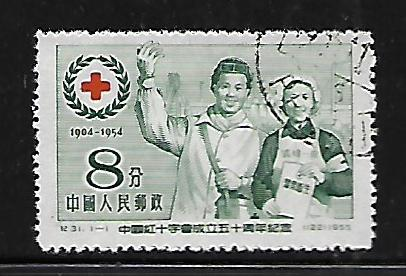 PEOPLE'S REPUBLIC OF CHINA, 242, USED, FACTORY HEALTH WORKER