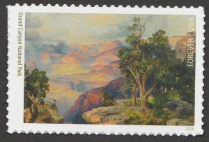 US 5080e National Parks Grand Canyon National Park forever single MNH 2016