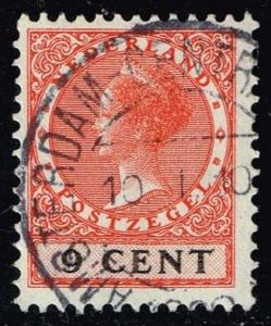 Netherlands #176 Queen Wilhelmina; Used (12.00)