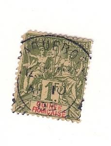 French Guiana, 49, Navigation & Commerce, Single, Used