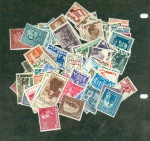 selection Romania 1930-42 with many good mint semipostal sets CV $112