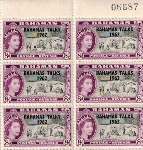 Bahamas 181  Sheet 50 stamps MNH VF