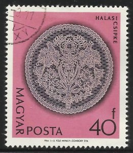 Hungary 1964 Scott# 1572 Used