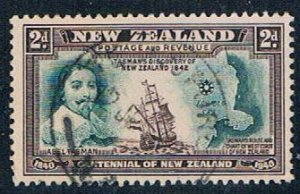 New Zealand Ship (NP29R104) ...