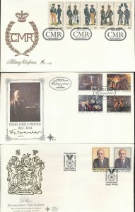 South Africa Ciskei Medals Military Telephones MNH(80+Covers Cardsx11(W1647