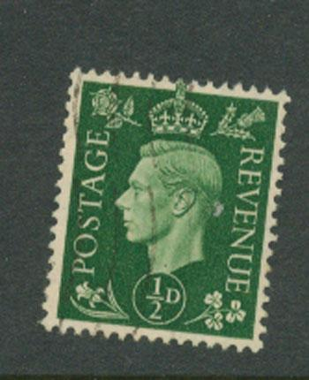 Great Britain GVI  SG 462 Good used