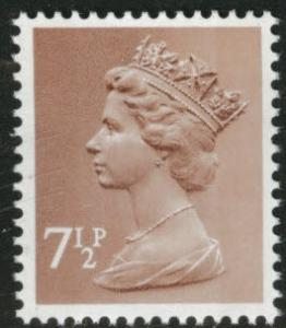 Great Britain Scott MH63 MNH** 7.5p Machin