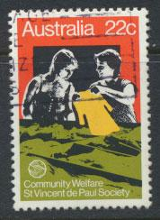 Australia SG  749  Used Community Welfare