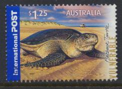 Australia SG 2841  Flatback Turtle International Post 2007