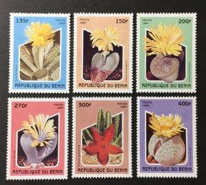 Benin 1997 #1001-6, MNH, CV $7.10