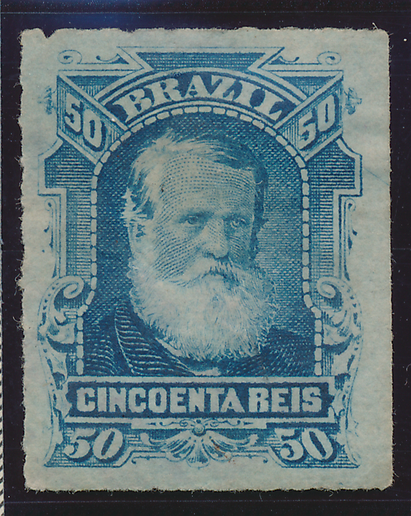 Brazil Stamp Scott #70, Unused - Free U.S. Shipping, Free Worldwide Shipping ...