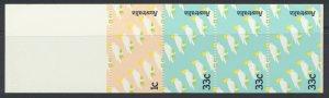 Australia  Complete Booklet 1985 SG SB54  SC 948a MNH  - see detail & scans