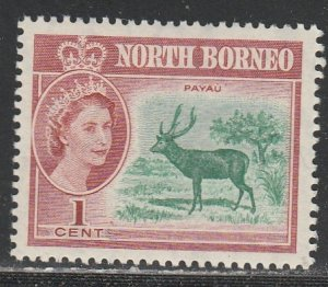 North Borneo  280  (N**)   1961