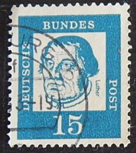 Germany, Martin luther, (1255-Т)
