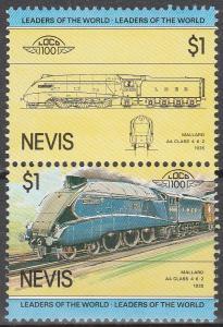 Nevis #213 MNH (K838)