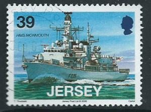 Jersey  SG 1381   Fine Used