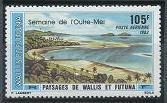 Wallis and Futuna C116 MNH (1982)