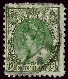 Netherlands SC#82a Used Fine hr SCV$25.00..Fill a Key Spot!!