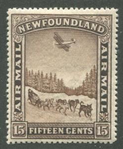 NEWFOUNDLAND C9 MINT F/VF