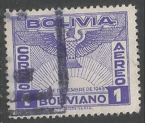 BOLIVIA C97 VFU Z4617-3
