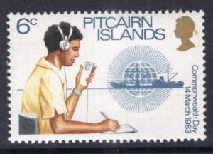 Pitcairn Islands 221 MNH VF