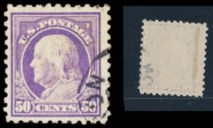 U.S. WASH-FRANK. ISSUES 477  Used (ID # 100826)