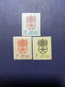 Papua New Guinea 164-6 VFNH complete set, CV $6.25