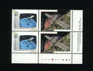 Canada #1442a Mint VF NH PB 1992  PD