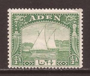 Aden scott #1 m/h stock #T1245
