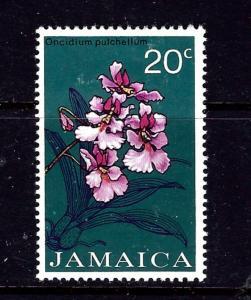 Jamaica 377 MH 1973 Flowers
