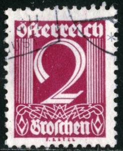 AUSTRIA - SC #304 - USED - 1925 - Austria191