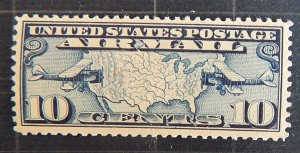 USA, 10 cents, 1926-1927, SC #c7