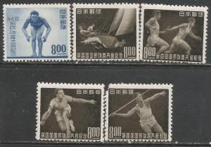 JAPAN 470-73 MOG FAULTS W853