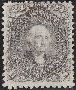 U.S. 99 F+VF NG (81518)