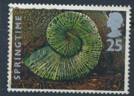 Great Britain SG 1854  Used  - Springtime Four Seasons