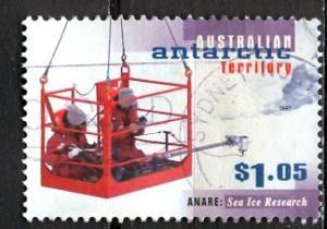 Australian Antartic Terr.; 1997: Sc. # L105: O/Used Single Stamp