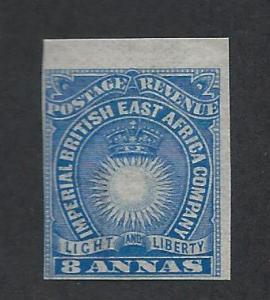 BRITISH EAST AFRICA SC# 23a FINE U 1890 Single