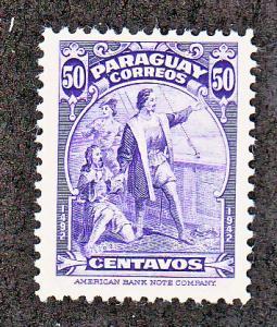 Paraguay Scott #399 MH