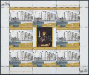 Bosnia Herzegovina stamp Centenary of the Sarajevo Franciscan college WS187350