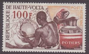 Burkina Faso C58 Potter 1968