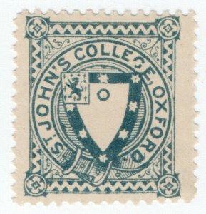 (I.B) Cinderella Collection : St John's College, Oxford